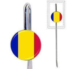 Civil Flag Of Andorra Book Mark