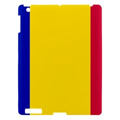 Civil Flag Of Andorra Apple Ipad 3/4 Hardshell Case