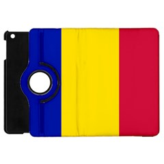 Civil Flag Of Andorra Apple Ipad Mini Flip 360 Case