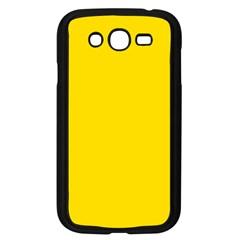 Civil Flag Of Andorra Samsung Galaxy Grand Duos I9082 Case (black)