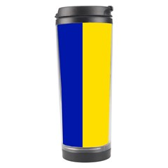 Civil Flag Of Andorra Travel Tumbler