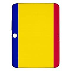 Civil Flag Of Andorra Samsung Galaxy Tab 3 (10 1 ) P5200 Hardshell Case