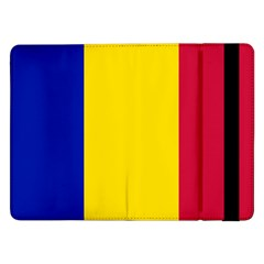 Civil Flag Of Andorra Samsung Galaxy Tab Pro 12 2  Flip Case