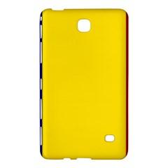Civil Flag Of Andorra Samsung Galaxy Tab 4 (7 ) Hardshell Case
