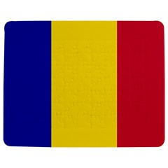 Civil Flag Of Andorra Jigsaw Puzzle Photo Stand (rectangular)