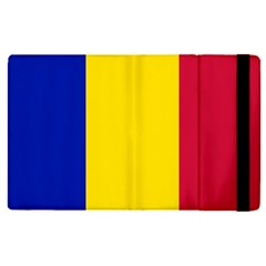 Civil Flag Of Andorra Apple Ipad Pro 12 9   Flip Case