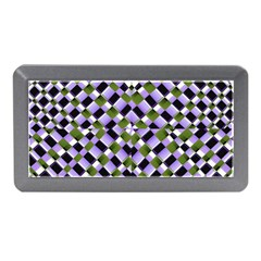 Hypnotic Geometric Pattern Memory Card Reader (mini)