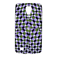 Hypnotic Geometric Pattern Galaxy S4 Active