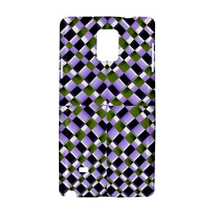 Hypnotic Geometric Pattern Samsung Galaxy Note 4 Hardshell Case