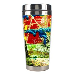 Untitled 1/1 Stainless Steel Travel Tumblers by bestdesignintheworld