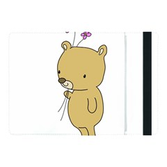 Cute Bear Cartoon Apple Ipad Pro 10 5   Flip Case by Simbadda