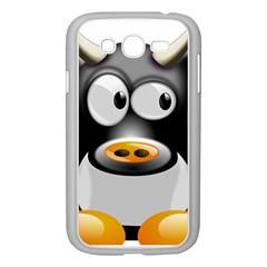 Cow Animal Mammal Cute Tux Samsung Galaxy Grand Duos I9082 Case (white)
