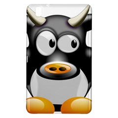 Cow Animal Mammal Cute Tux Samsung Galaxy Tab Pro 8 4 Hardshell Case