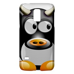 Cow Animal Mammal Cute Tux Galaxy S5 Mini