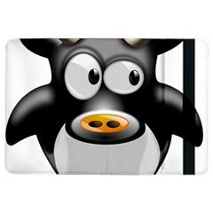 Cow Animal Mammal Cute Tux Ipad Air 2 Flip