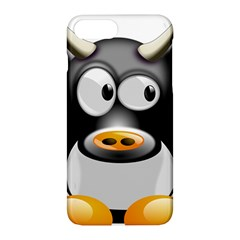 Cow Animal Mammal Cute Tux Apple Iphone 8 Plus Hardshell Case