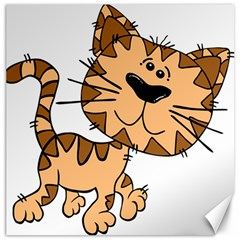 Cats Kittens Animal Cartoon Moving Canvas 20  X 20