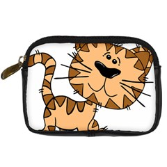 Cats Kittens Animal Cartoon Moving Digital Camera Cases