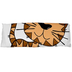 Cats Kittens Animal Cartoon Moving Body Pillow Case Dakimakura (two Sides)