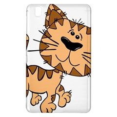 Cats Kittens Animal Cartoon Moving Samsung Galaxy Tab Pro 8 4 Hardshell Case