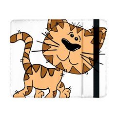 Cats Kittens Animal Cartoon Moving Samsung Galaxy Tab Pro 8 4  Flip Case