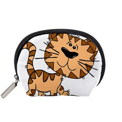 Cats Kittens Animal Cartoon Moving Accessory Pouches (small)