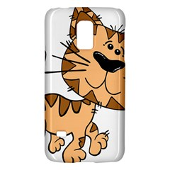 Cats Kittens Animal Cartoon Moving Galaxy S5 Mini