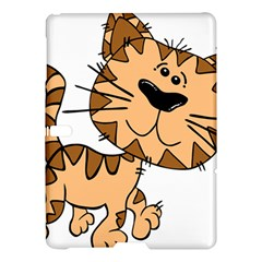 Cats Kittens Animal Cartoon Moving Samsung Galaxy Tab S (10 5 ) Hardshell Case