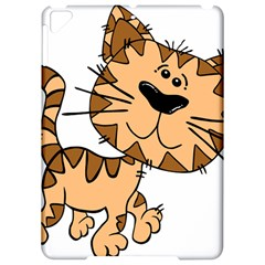 Cats Kittens Animal Cartoon Moving Apple Ipad Pro 9 7   Hardshell Case