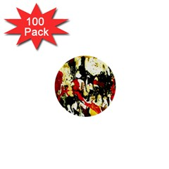 Ireland 2 1  Mini Buttons (100 Pack)