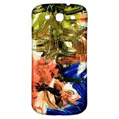Pagoda And Calligraphy Samsung Galaxy S3 S Iii Classic Hardshell Back Case by bestdesignintheworld