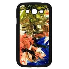 Pagoda And Calligraphy Samsung Galaxy Grand Duos I9082 Case (black) by bestdesignintheworld