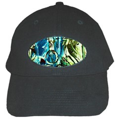 Clocls And Watches 3 Black Cap by bestdesignintheworld