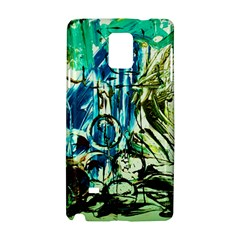 Clocls And Watches 3 Samsung Galaxy Note 4 Hardshell Case by bestdesignintheworld