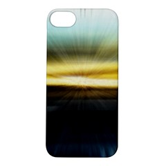 Hunstanton Beach At Summer  Apple Iphone 5s/ Se Hardshell Case by bywhacky