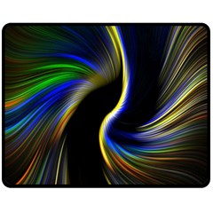 Church Abstract Fleece Blanket (medium)