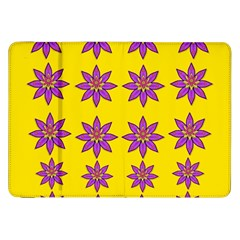 Fantasy Flower In The Happy Jungle Of Beauty Samsung Galaxy Tab 8 9  P7300 Flip Case by pepitasart