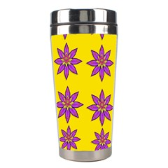 Fantasy Flower In The Happy Jungle Of Beauty Stainless Steel Travel Tumblers by pepitasart