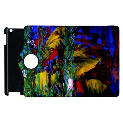 Night At The Foot Of Fudziama 1 Apple Ipad 3/4 Flip 360 Case by bestdesignintheworld
