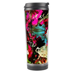 Sunset In A Mountains 1 Travel Tumbler by bestdesignintheworld