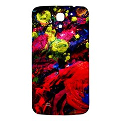 Night, Pond And Moonlight 1 Samsung Galaxy Mega I9200 Hardshell Back Case by bestdesignintheworld
