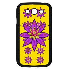 Fantasy Big Flowers In The Happy Jungle Of Love Samsung Galaxy Grand Duos I9082 Case (black) by pepitasart