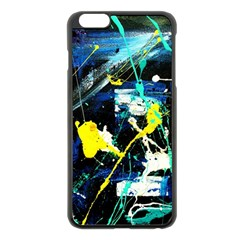 My Brain Reflection 1/2 Apple Iphone 6 Plus/6s Plus Black Enamel Case