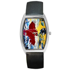 Point Of View #2 Barrel Style Metal Watch by bestdesignintheworld