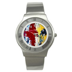 Point Of View #2 Stainless Steel Watch by bestdesignintheworld