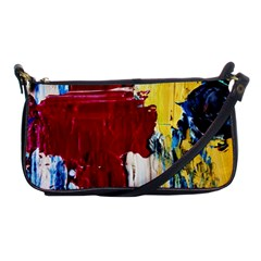 Point Of View #2 Shoulder Clutch Bags by bestdesignintheworld