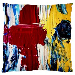 Point Of View #2 Standard Flano Cushion Case (one Side) by bestdesignintheworld