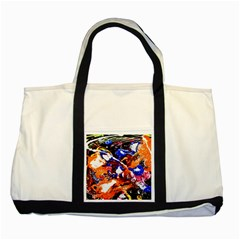Smashed Butterfly Two Tone Tote Bag by bestdesignintheworld