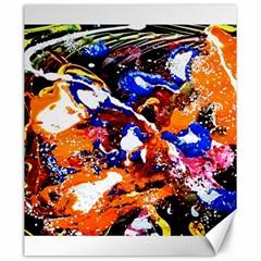 Smashed Butterfly Canvas 20  X 24   by bestdesignintheworld