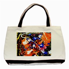 Smashed Butterfly Basic Tote Bag (two Sides) by bestdesignintheworld
